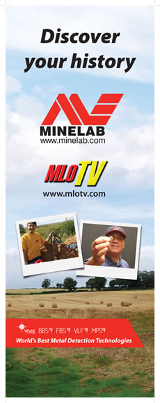 Submit Your Success Stories too Minelab